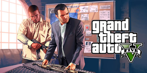 GTA Online – new Modes and content launching next week, check out Heist teaser