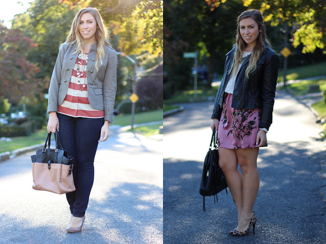 Living After Midnite: Layering Outfits for Fall