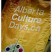 Alberta Culture Days 2013 - Kick Off Party