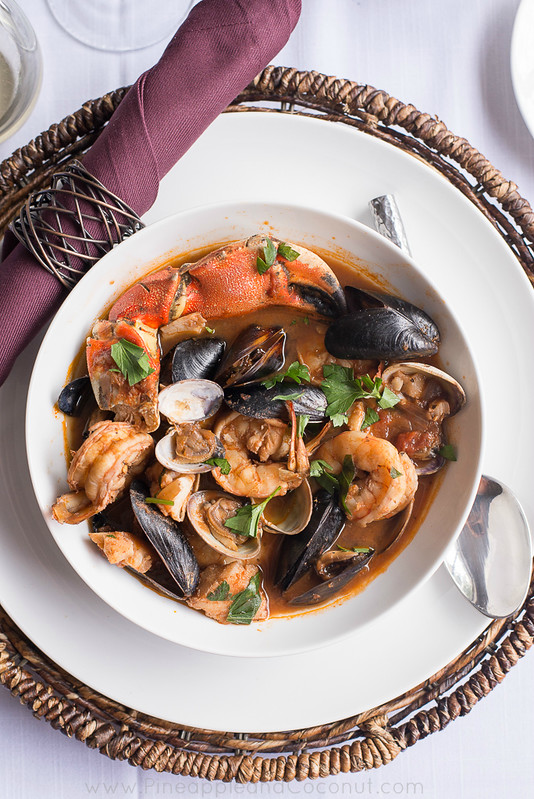 Spicy Cioppino My Way www.PineappleandCoconut.com #worldmarket #gourmetgetaway  (4)