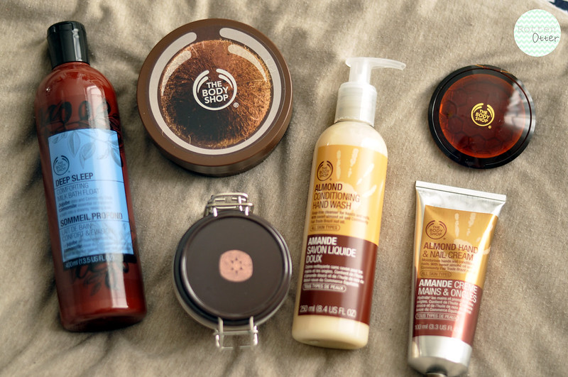 the body shop order rottenotter rotten otter blog