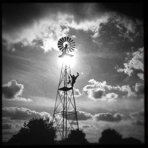 bw fall windmill silhouette festival va dcist kingkong centreville hcs coxfarms iphoneography hipstamatic blackeyssupergrainfilm flipmode79 americanalens exposeddc