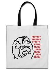 bag of rage