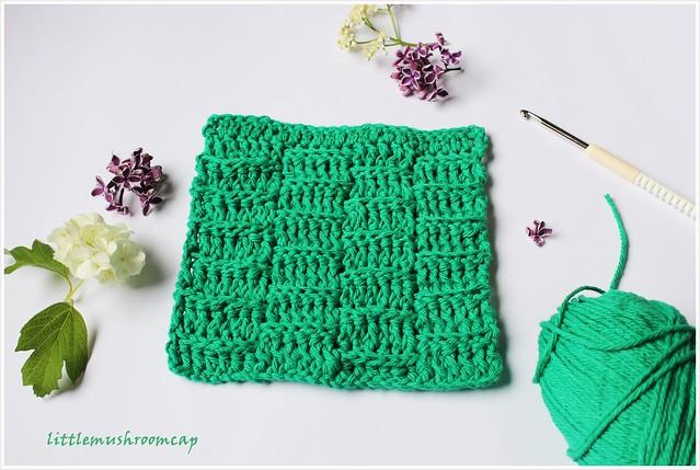 crochet dish cloth _ crochet kitchen