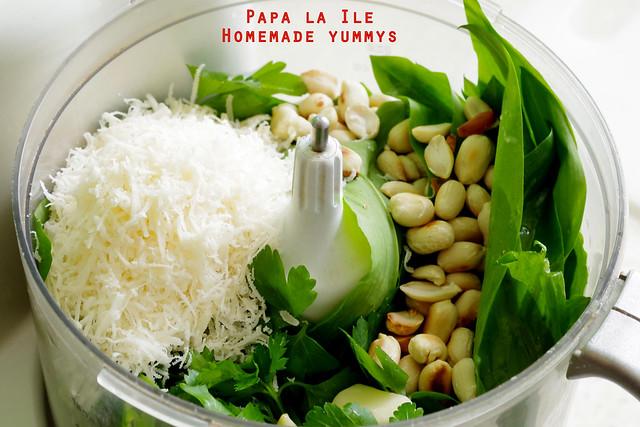 Pesto de leurda (5)