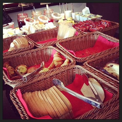 Breakfast in Antwerp