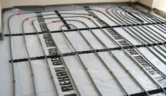 Σύστημα Ενδοδαπέδιας Θέρμανσης Ράγας Στήριξης REHAU-RAUFIX