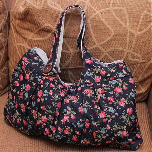 Large bag for myself. #sewing #diy