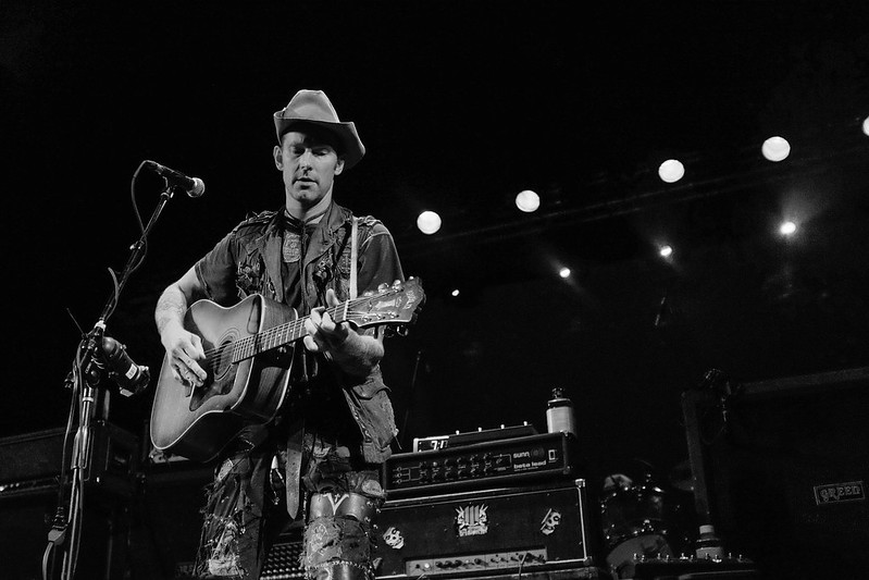 Hank III live 10-19 at the McDonald Theatre -10