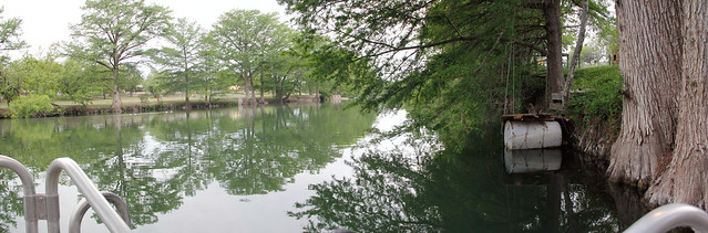 Guadalupe River in Ingram