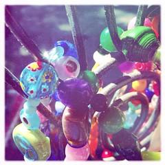 Beads #craftygirl