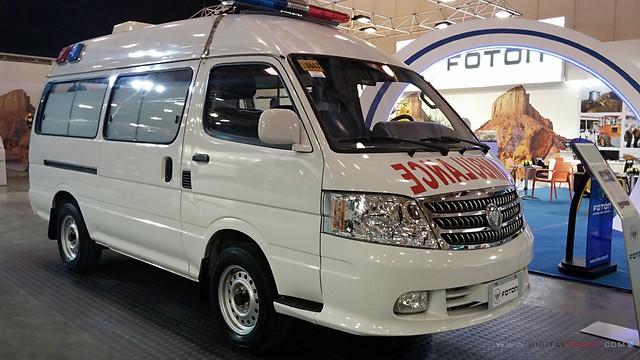 Foton Motors Philippines Big Show 2013