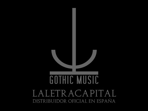LALETRACAPITAL DISTRIBUIDOR OFICIAL EN ESPAÑA DE GOTHIC MUSIC RECORDS
