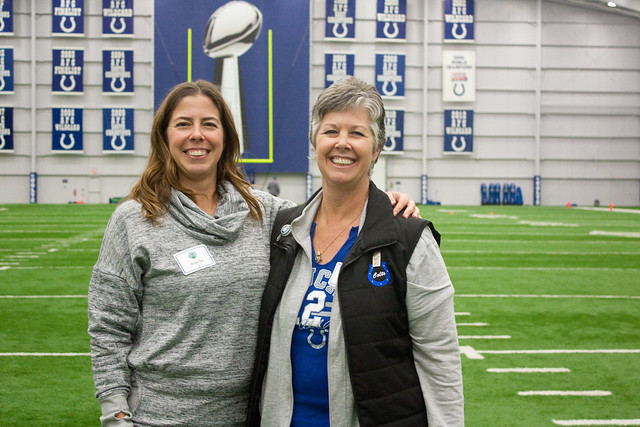 Indianapolis Colts Practice Field Angie Six