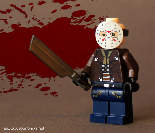 Jason by customBRICKS