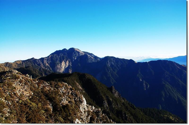 雪山(From 大劍山) 2
