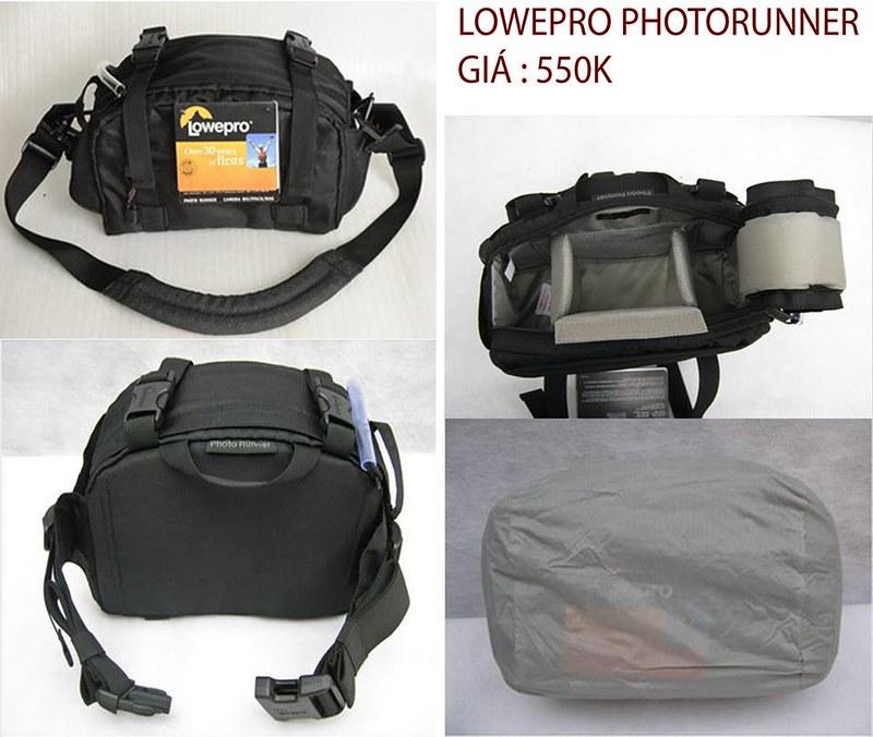 Balo + túi Lowepro, National Geographic giá RẺ hơn SHOP 500-800k - 7