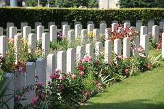 Bayeux War Cemetery (British & Commonwealth)