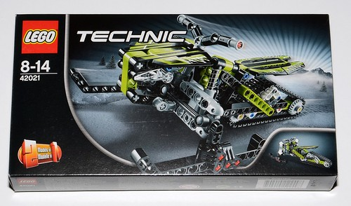 Review 42021 Snowmobile Brickset Lego Set Guide And Database