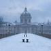 Sous la neige by A.G. Photographe