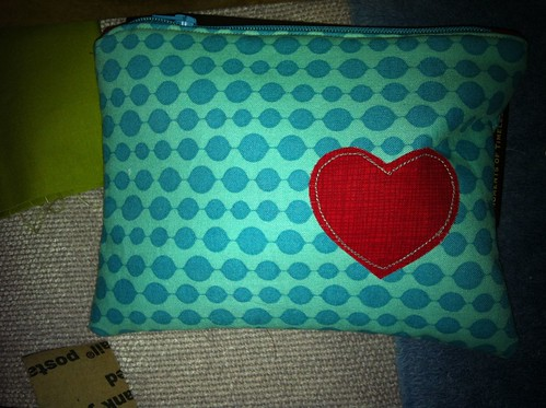 Pouch for G