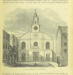 "British Library digitised image from page 365 of ""The History of Clerkenwell. ... With additions by the editor, E. J. Wood. Illustrated with ... engravings"""