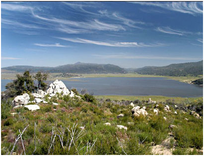 Palomar mountain spring rev cycling events for Lake henshaw fishing
