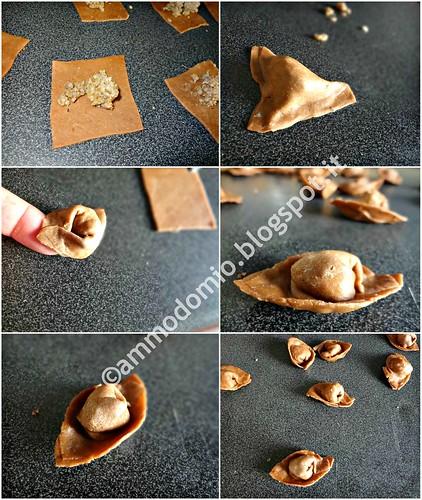 Cappelletti al cacao