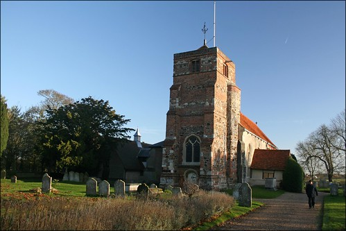 Church near Lawford