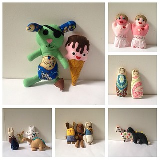 Ice creams and pirates! #softiesformirabel