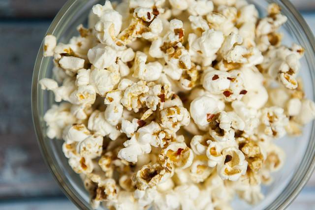 Wasabi Soy Sauce Popcorn_2