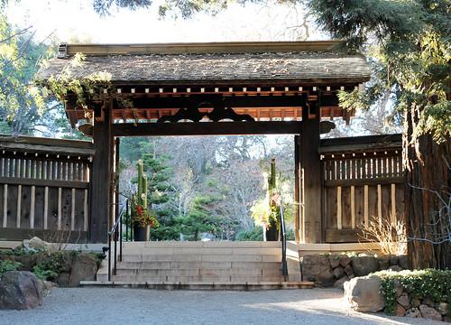 Hakone Gardens in Saratoga, CA