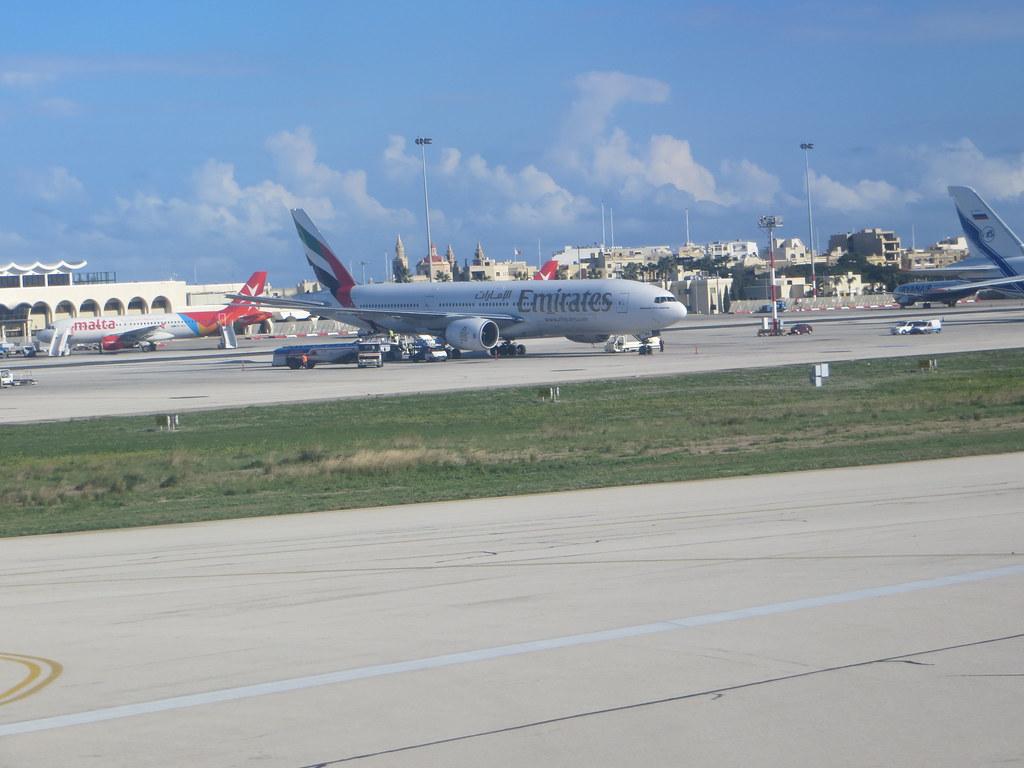 Malta (Valletta/Luqa) Airport (MLA / LMML) 11718366406_d2aa26d1f0_b