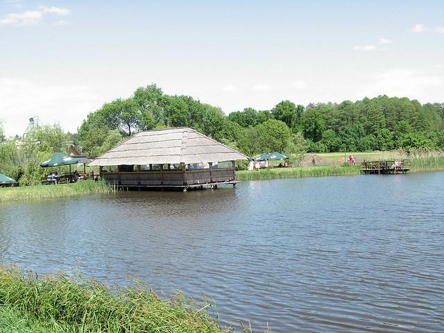 Osada Rybacka W Sereczynie