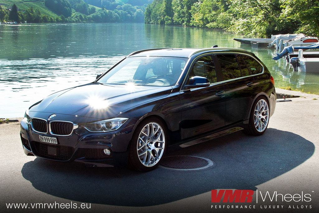 vmr wheels v710 hyper silver bmw 3er f31 a photo on. Black Bedroom Furniture Sets. Home Design Ideas