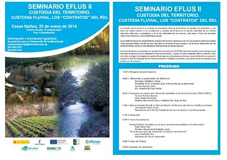 Programa jornada custodia fluvial