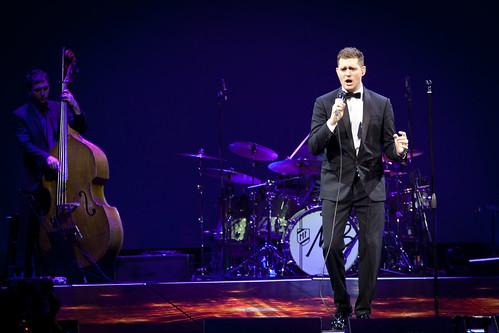 Michael Bublé live in Wien