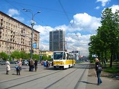 Moscow tram Tatra T7B5SU 3323_20040528_1