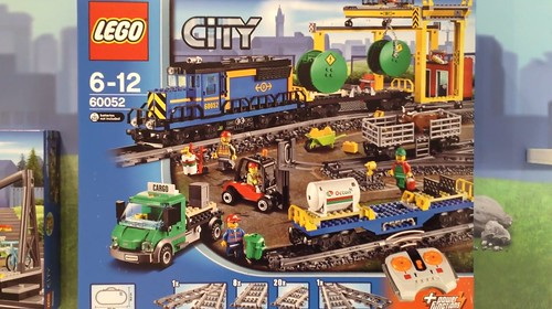 LEGO City Train 60052