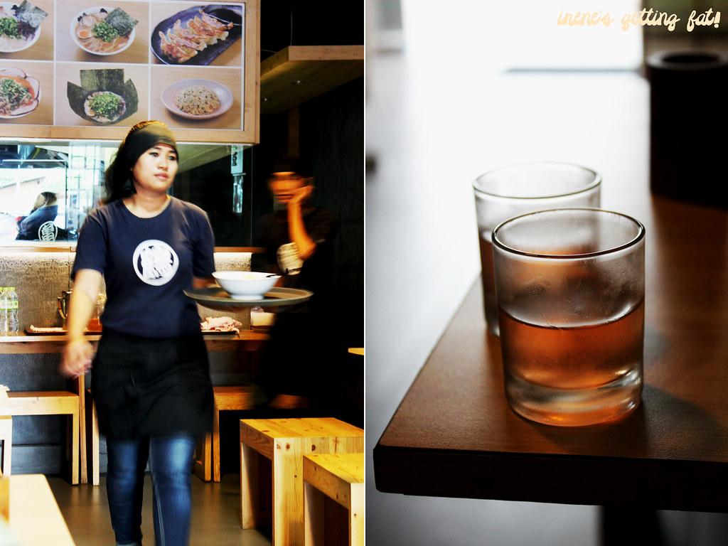 tsurukamedou-waitress-dessert