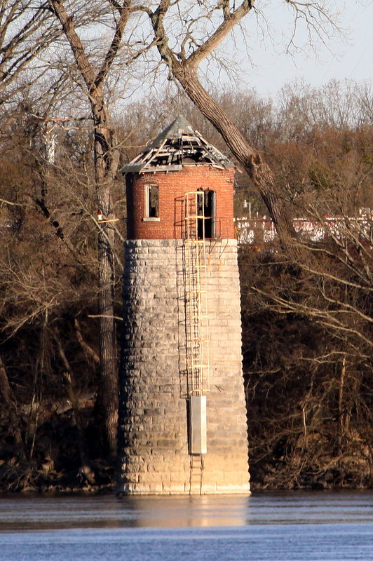 Omohundro Waterworks Lighthouse