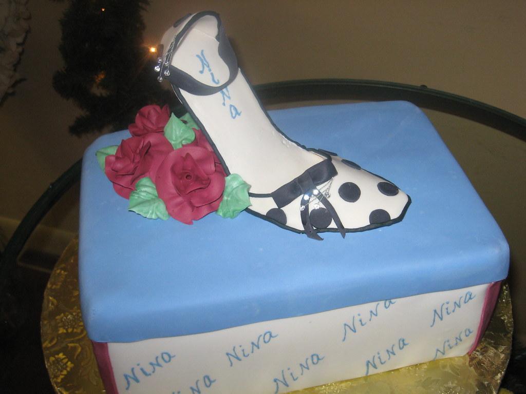 Purses And Shoes Joans Cake Chateau