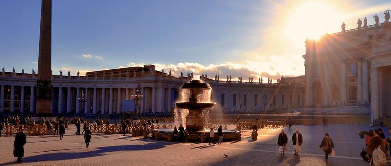 Piazza San Pietro 1