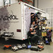 Axial Crew unloads after KOH2014 by AXIAL RC