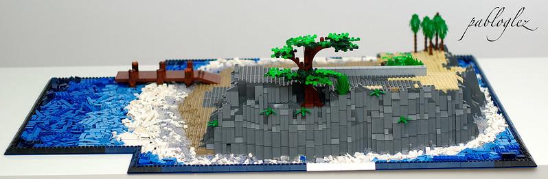 Lego Cars Island_13