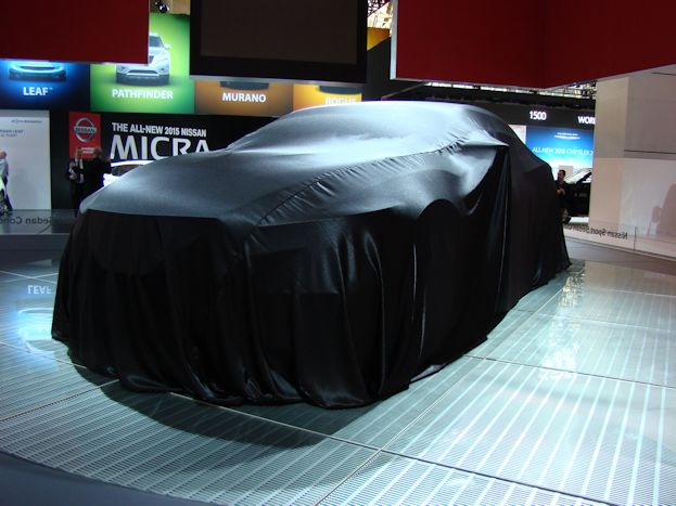 2014 CIAS Nissan Concept