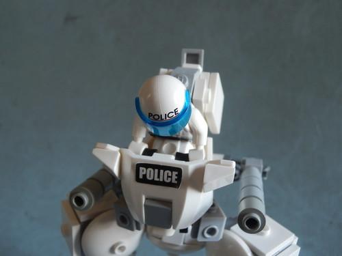Minifigure Pilot