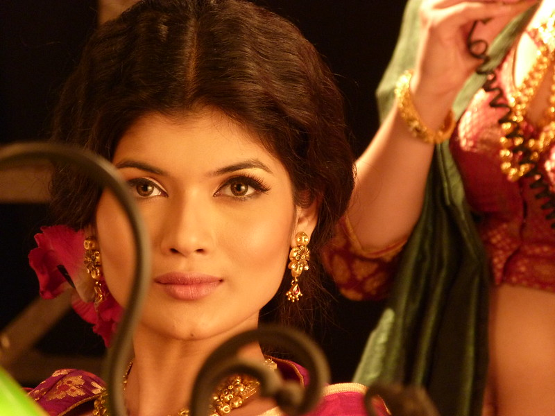 Adreeja Jewellery Shoot