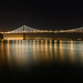 San Francisco, Bay Bridge Nights by Torsten Reimer