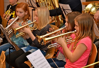 Framåt-Brass-kornettister